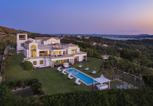 Villa/Dettached house in Alcudia - Los Biutres - Bon Aire